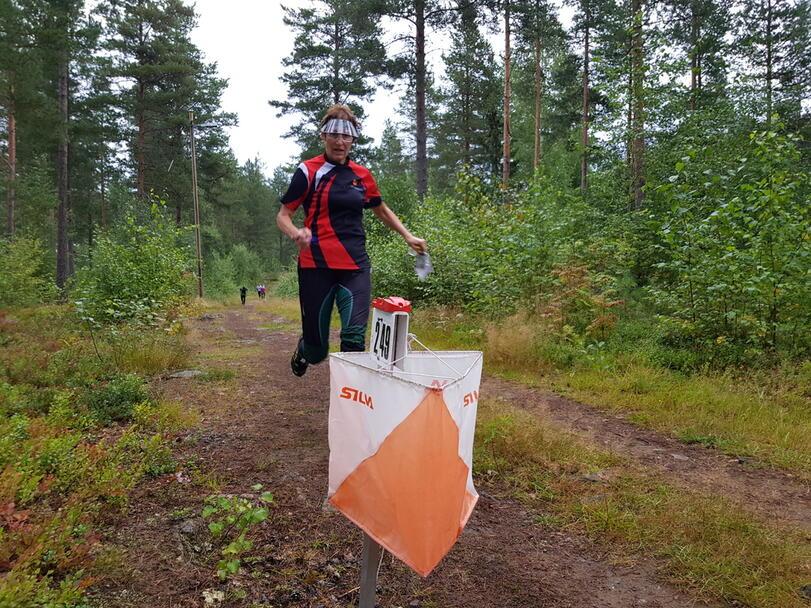 Marianne Rud Skjærstad mot mål