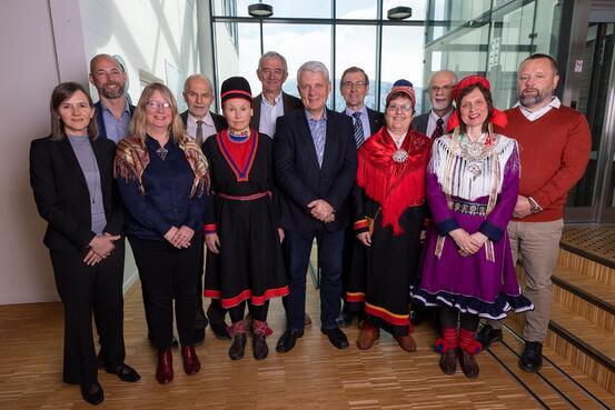 Foto: Sannhets- og forsoningskommisjonen