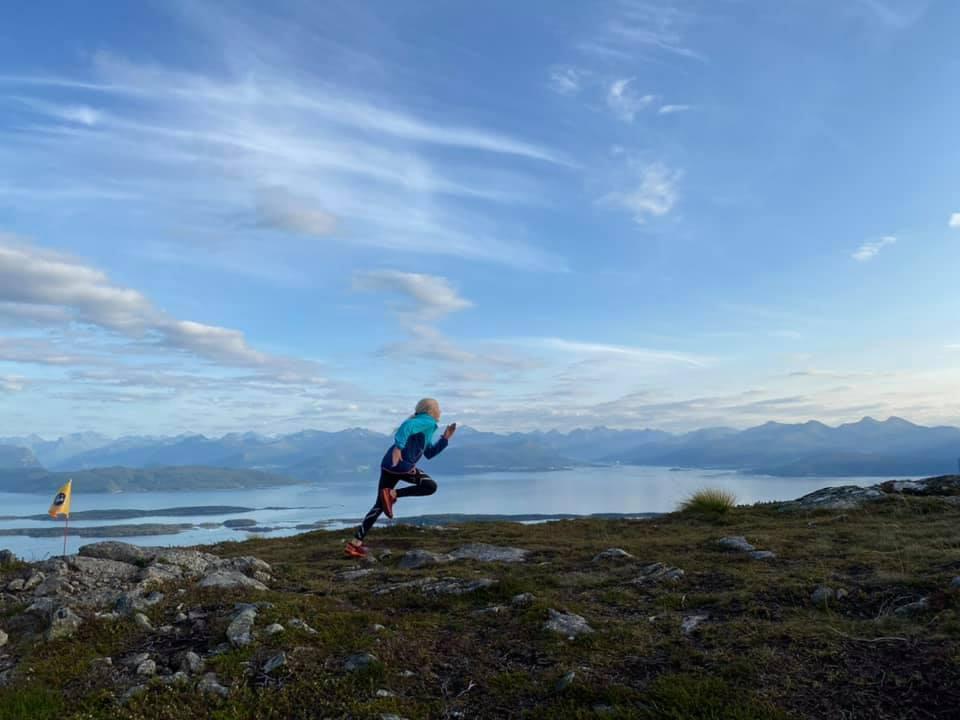 Det blir full fart i Moldemarka 11. september. (Arrangørfoto)