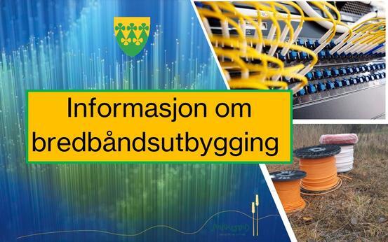 Informasjon om bredbåndsutbygging - Rakkestad kommune
