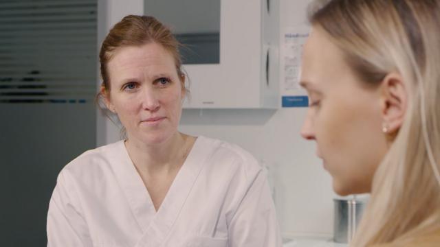 Hvordan spørre om pasient har vært utsatt for overgrep