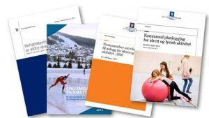 bilde av ulike publikasjoner