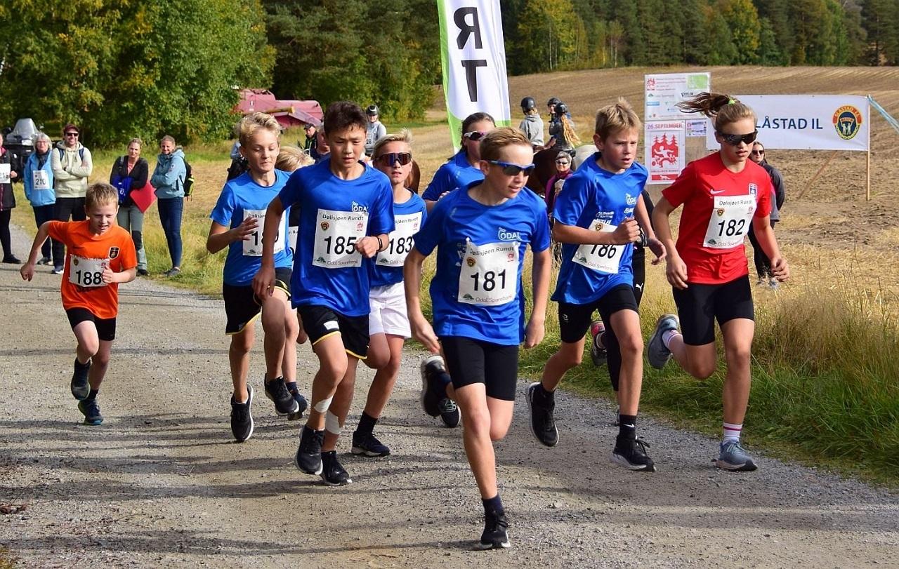 Dølisjøen Rundt start 4 km.jpg