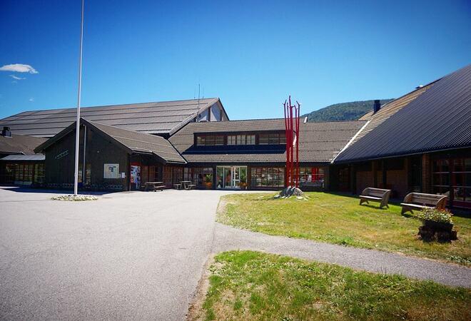 Granvin kulturhus. Foto Granvin kulturhus