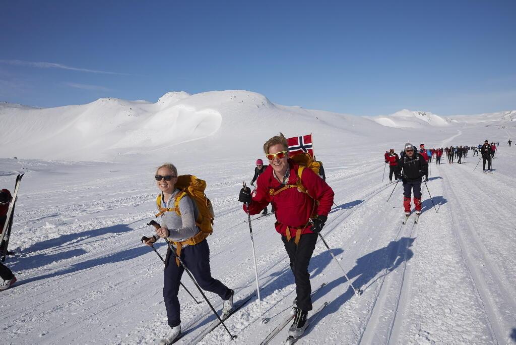 Denne vinterens utgave av Skarverennet skal arrangeres 23. april. De to foregående årene har rennet blitt avlyst. (Arkivfoto: arrangøren)