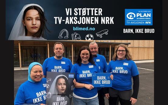 Tv - aksjonskomiteen for Rakkestad kommune 2021 - Barn ikke brud