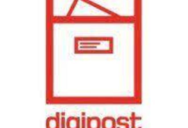 Logo av Digitalpost.