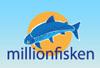 Logo millionfisken